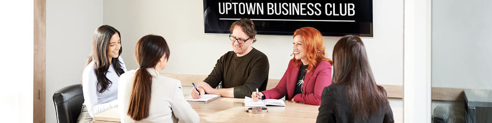 Meeting room rentals at Uptown Business Club in Hamilton, Ontario