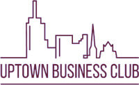 logo for Uptown Business Club, Hamilton, Ontario